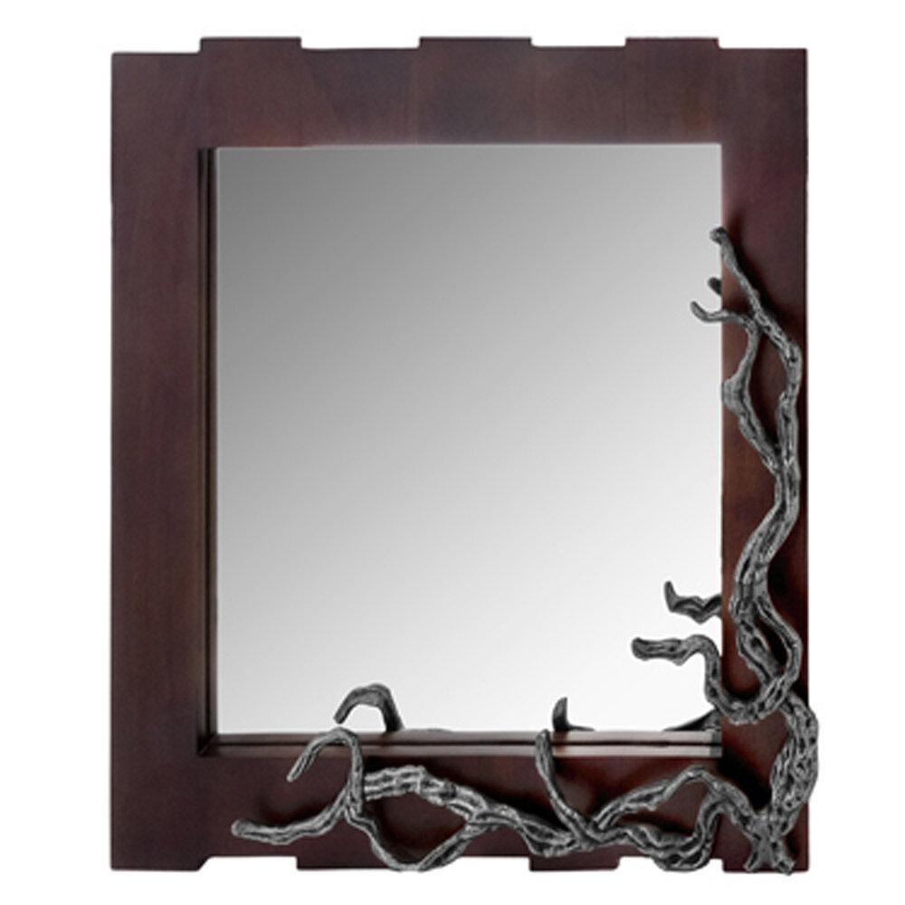 Ebern Designs Gennoveva Accent Mirror Wayfair