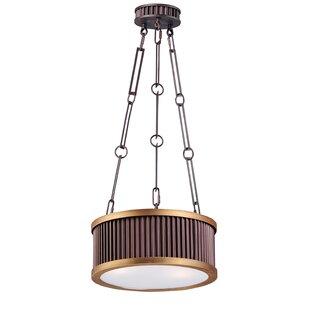 Mercer41 Langton 3-Light Drum Pendant