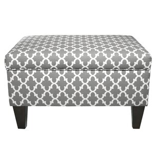 Dacula Storage Ottoman By Charlton Home