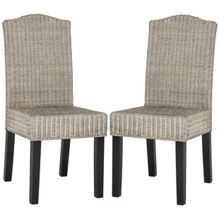 Beachcrest Home Olympus DIning Chair (Set of 2)