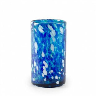 Hamby Recycled Glass Table Vase