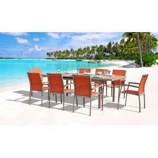 Dascomb 9 Piece Dining Set