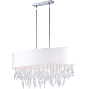 Ivy Bronx Eccleston 8-Light Chandelier