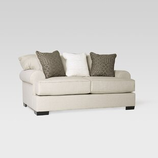 Shop Georgina Loveseat by Red Barrel Studio