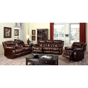 Genriche Reclining Configurable Living Room Set