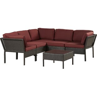 Chuckanut 2 Piece Sectional Set with Cushion