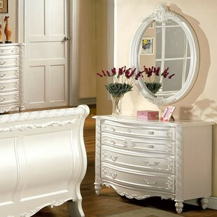 Joana 5 Drawer Double Dresser