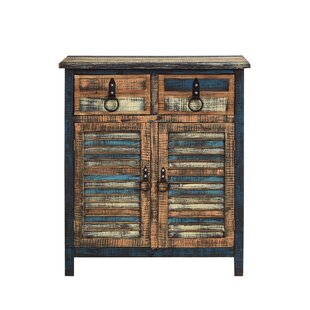 Varela 2 Drawer Accent Cabinet by Beachcrest Home