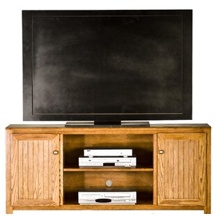 Adler Solid Wood TV Stand for TVs up to 65 by Eagle Furniture Manufacturing