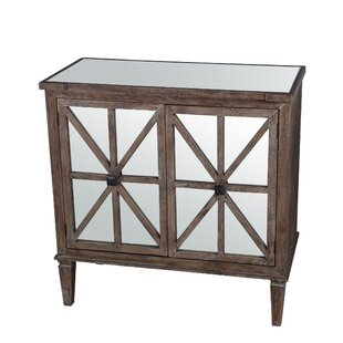 Silwell 2 Door Accent Cabinet by Bungalow Rose