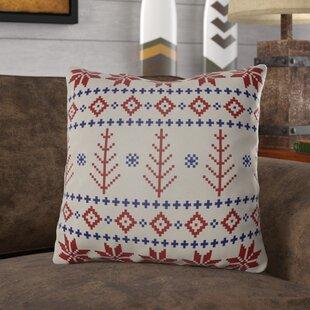 Battlement III Indoor Outdoor Throw Pillow