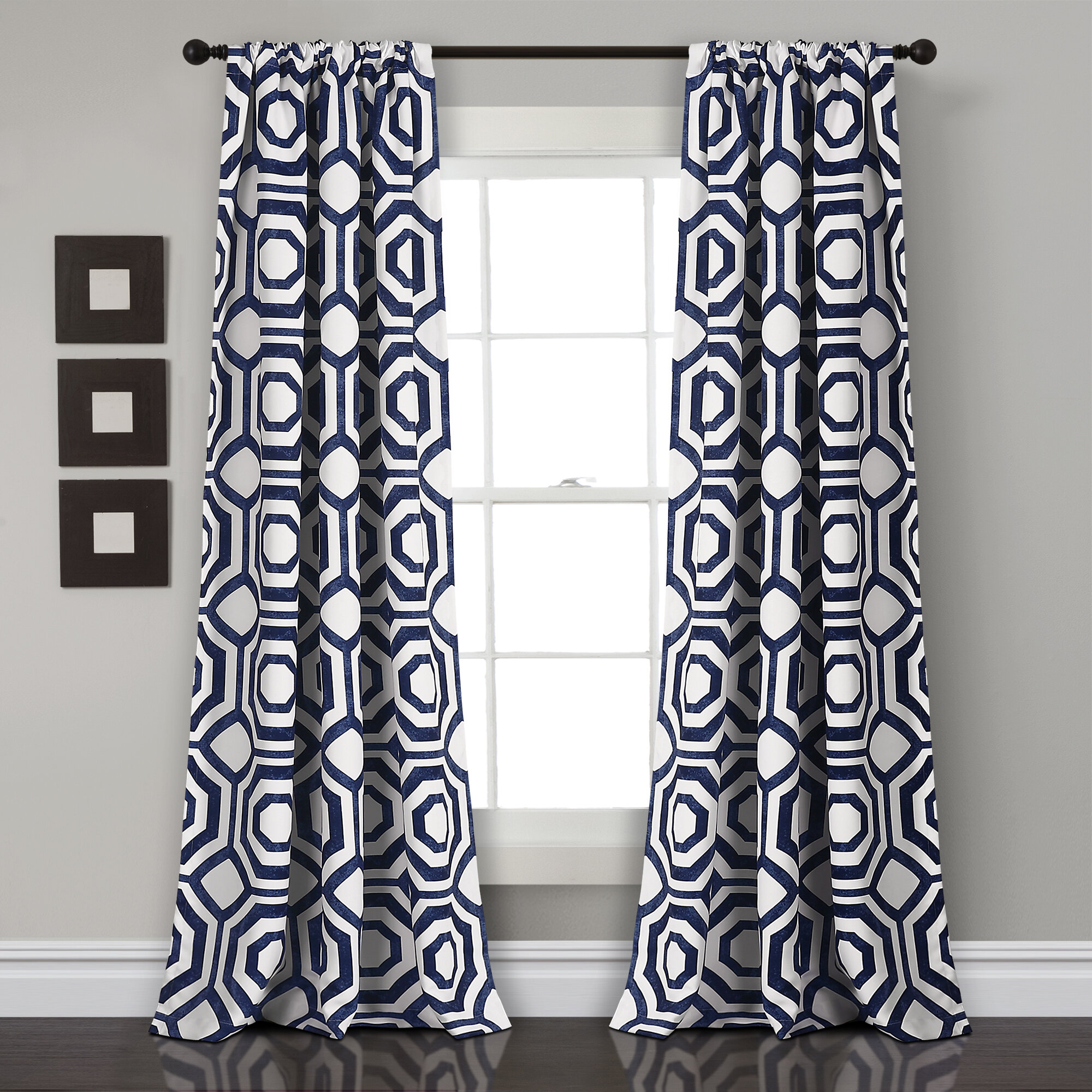 Wayfair Mid Century Modern Curtains Drapes You Ll Love In 2021