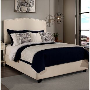 Darby Home Co Almodovar Upholstered Platf..