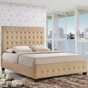Coramed Frmos Upholstered Platform Bed by Modway