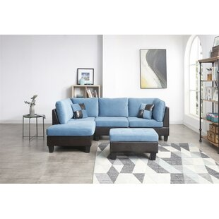 Haider Modular Sectional by Red Barrel Studio