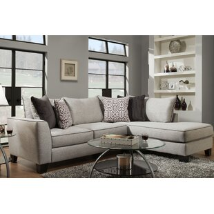 Diller Reversible Sectional by Red Barrel Studio
