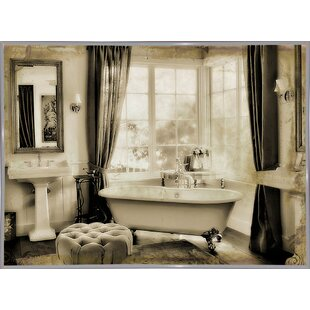 Powder Room Photographic Print