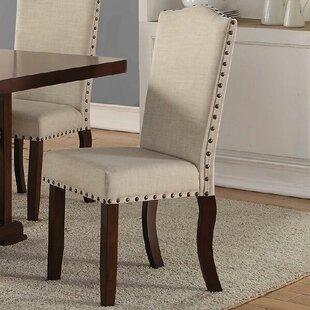 Infini Furnishings Amelie II Side Chair (Set of 2)