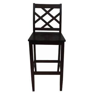 Malakia 30 Bar Stool (Set of 2) Red Barrel Studio
