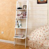Amaylee Ladder Bookcase by Latitude Run®