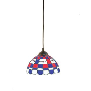 NFL 1-Light Bowl Pendant by Imperial International