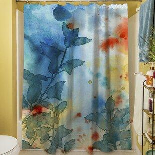 Find Samora Shower Curtain ByLatitude Run