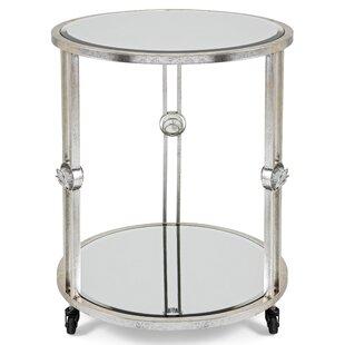 Latitude Run Aguilar Mirror End Table