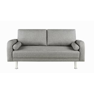 Abordale Upholstered Sleeper by Wrought Studio
