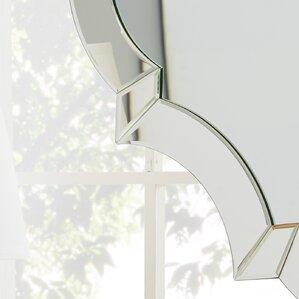 Different Shaped Mirrors irregular mirrors you'll love | wayfair