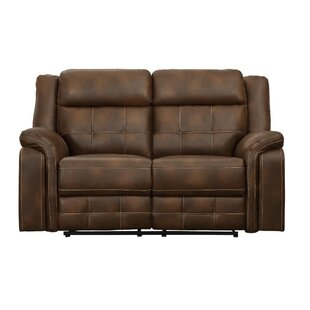 Hefner Recliner Loveseat by Red Barrel Studio