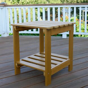 Check Prices Square Side Table By Shine Company Inc.