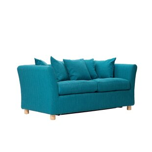 Concetta 2 Seater Sofa Bed By 17 Stories