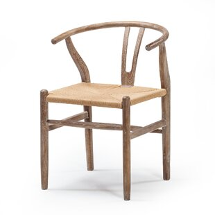 Gruenwald Dining Chair by Gracie Oaks