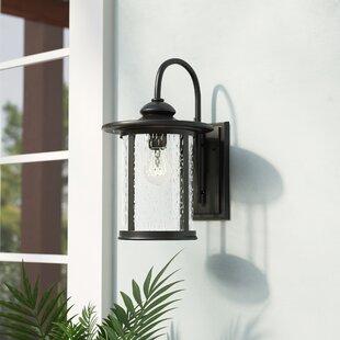 Breakwater Bay Wickford 1-Light Outdoor Wall Lantern
