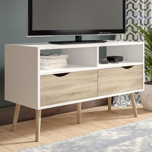 Coupon Mateer TV Stand for TVs up to 40 by Langley Street Reviews (2019) & Buyer's Guide
