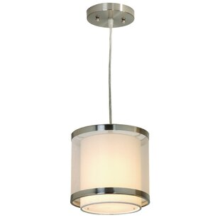 Ebern Designs Mcginley 1 Light Pendant