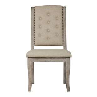 Opheim Upholstered Dining Chair by Ophelia & Co.
