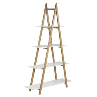 Anatoli Ladder Bookcase by Turn on the Brights