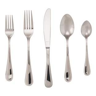 Kia 20 Piece Flatware Set, Service for 4