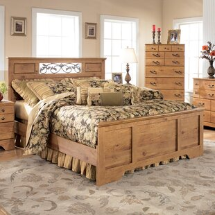 August Grove Cheyanne Queen Panel Bed