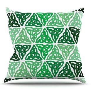 Celtic Knot Throw Pillow 178581dfe