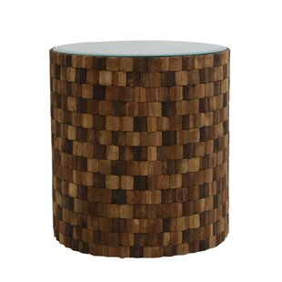 Dambrosio End Table by World Menagerie