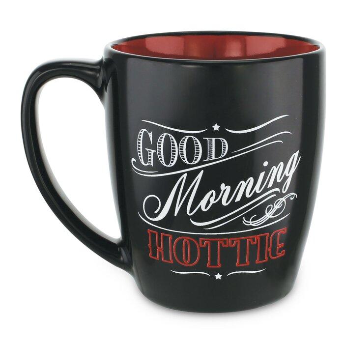 ca637fcc588 Kovot Good Morning Hottie Coffee Mug | Wayfair.ca