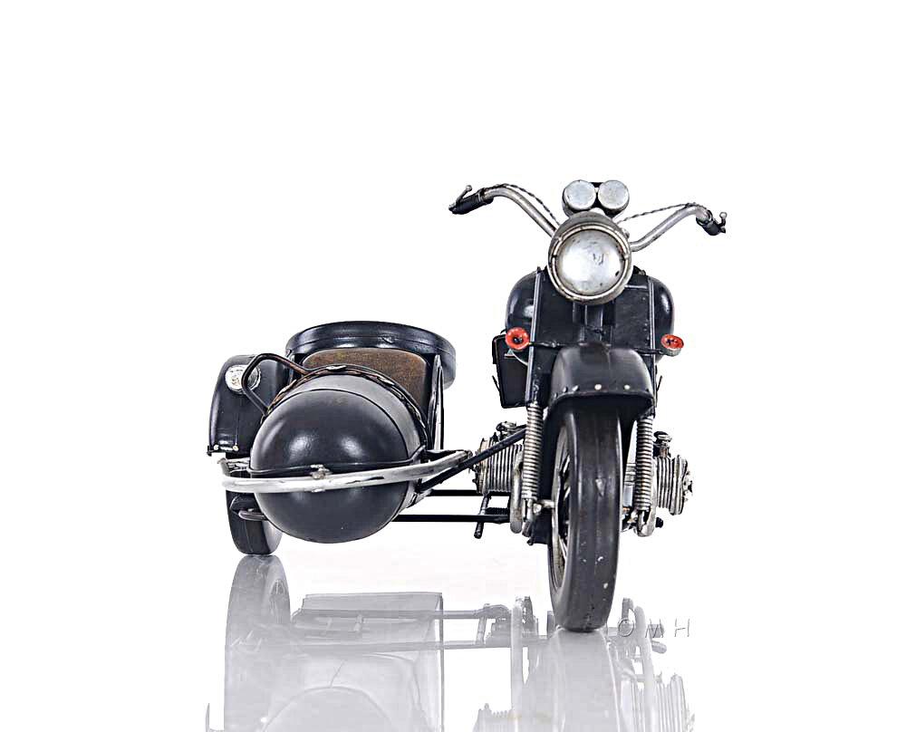 Old Modern Handicrafts Vintage Motorcycle Model | Wayfair