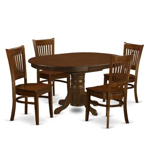 Aimee 5 Piece Dining Set by August Grove Amazing