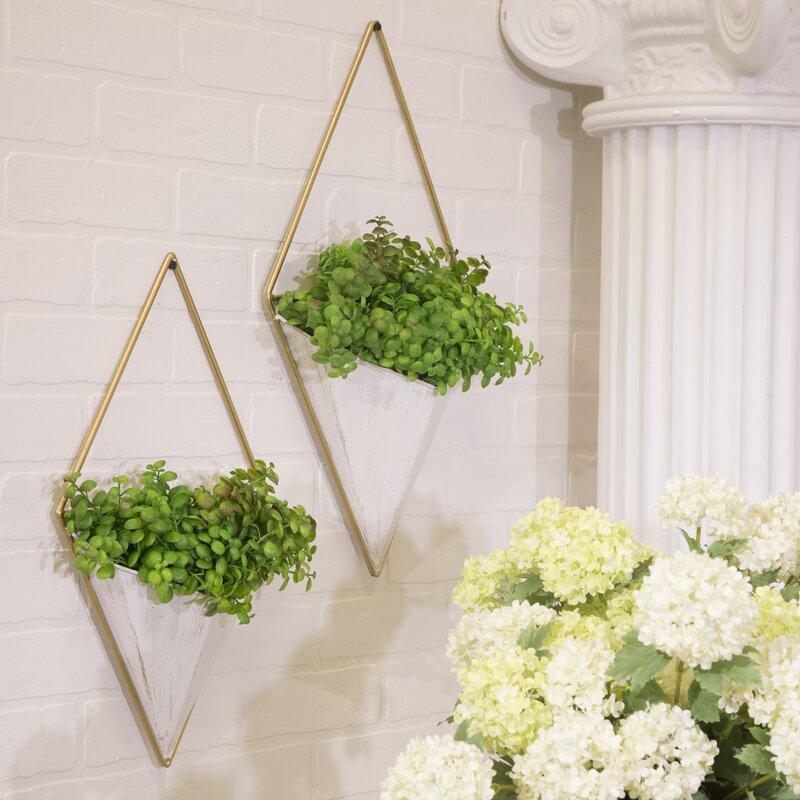 wall planter set