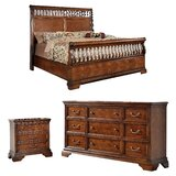 Mikula Sleigh Configurable Bedroom Set by Astoria Grand