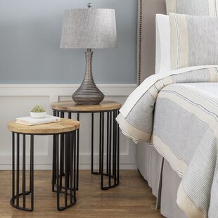 Kincade 2 Piece Nesting Tables by Union Rustic
