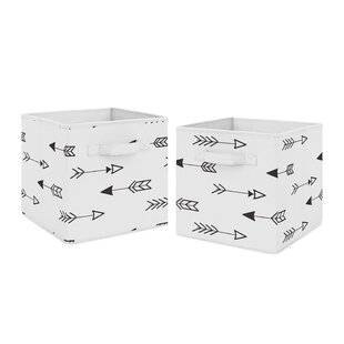 Superbe Fox Fabric Storage Cube