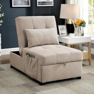 Alexzander Futon Chair by Red Barrel Studio SKU:BE936455 Information